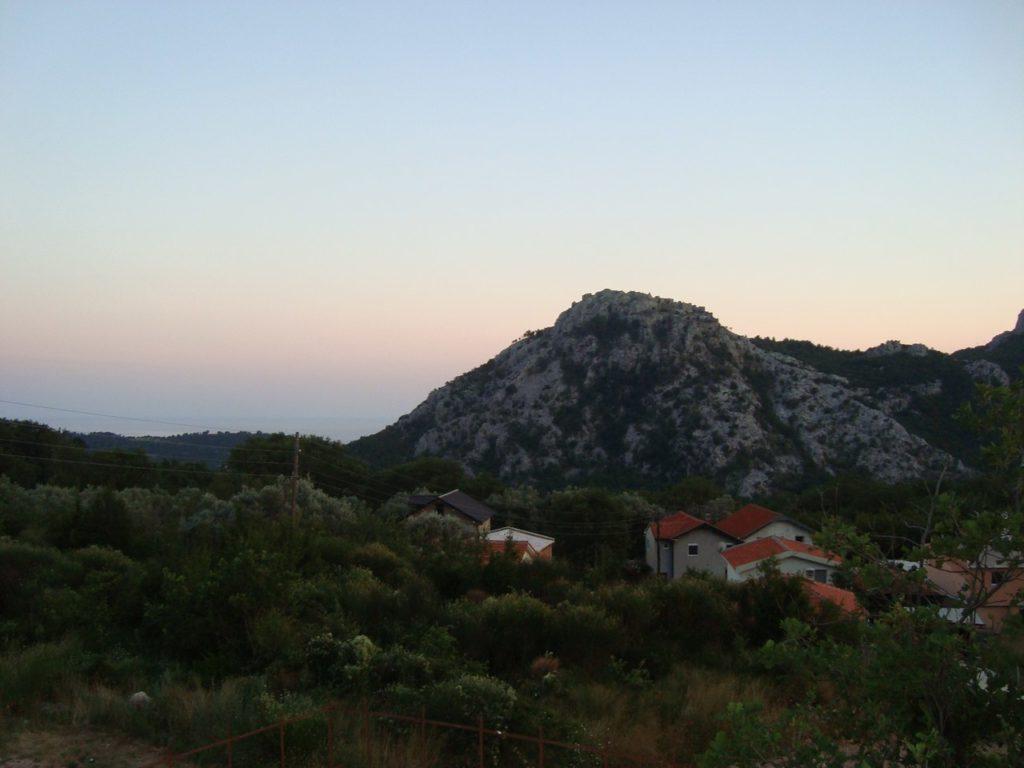 Где остановиться в Черногории