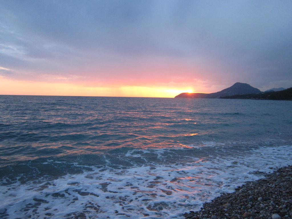 пляж Жукотрлица