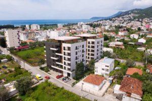 Новостройки в Баре, Черногория